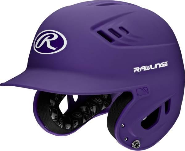 Rawlings Junior VELO R16 Baseball Batting Helmet product image