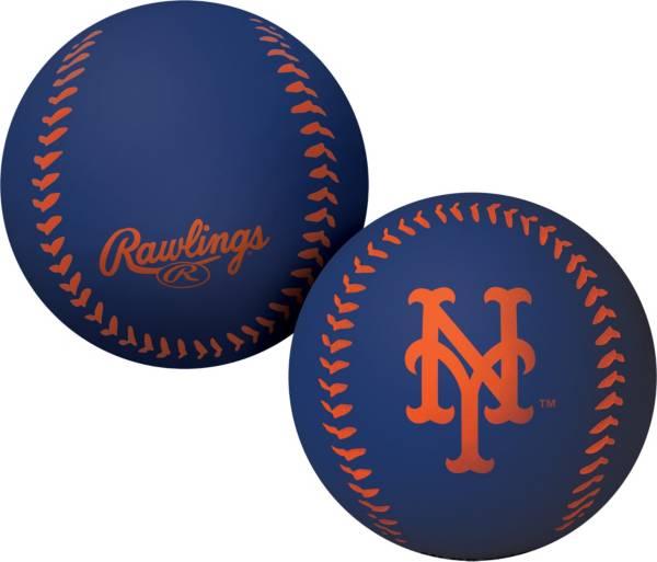 Rawlings New York Mets Big Fly Bouncy Baseball product image