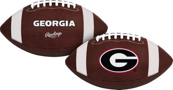 Rawlings Georgia Bulldogs Air It Out Youth Football product image
