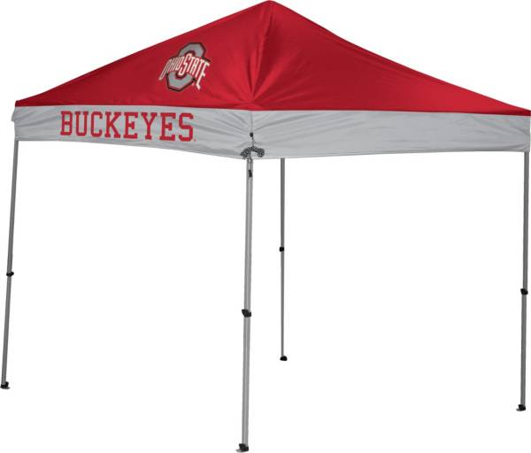 Rawlings Ohio State Buckeyes 9' x 9' Sideline Canopy Tent product image