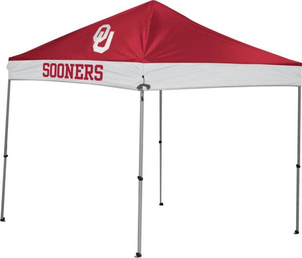 Rawlings Oklahoma Sooners 9' x 9' Sideline Canopy Tent product image