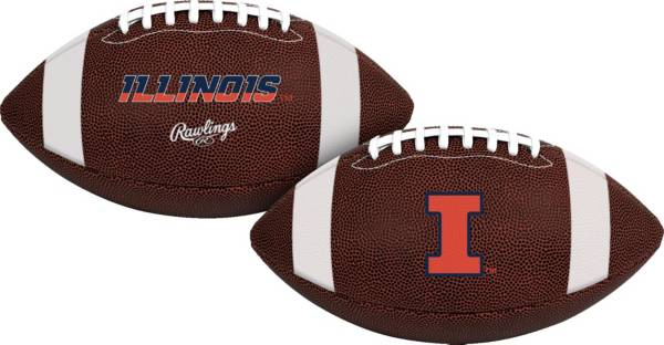 Rawlings Illinois Fighting Illini Air It Out Youth Football product image