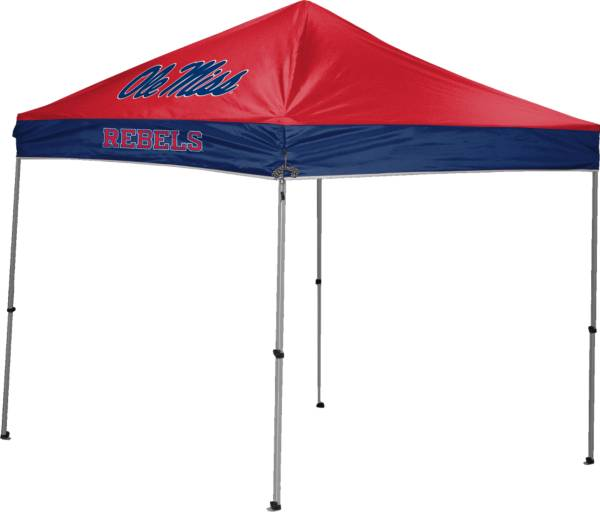 Rawlings Ole Miss Rebels 9' x 9' Sideline Canopy Tent product image