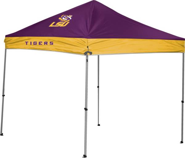 Rawlings LSU Tigers 9' x 9' Sideline Canopy Tent product image