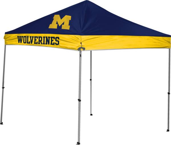 Rawlings Michigan Wolverines 9' x 9' Sideline Canopy Tent product image
