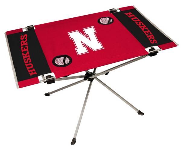 Rawlings Nebraska Cornhuskers Endzone Table product image