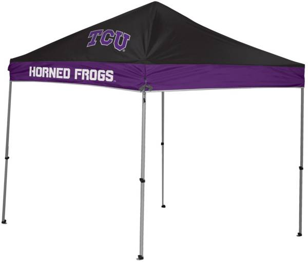 Rawlings TCU Horned Frogs 9' x 9' Sideline Canopy Tent product image