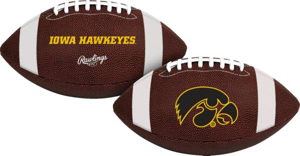 Rawlings Iowa Hawkeyes Air It Out Youth Football product image