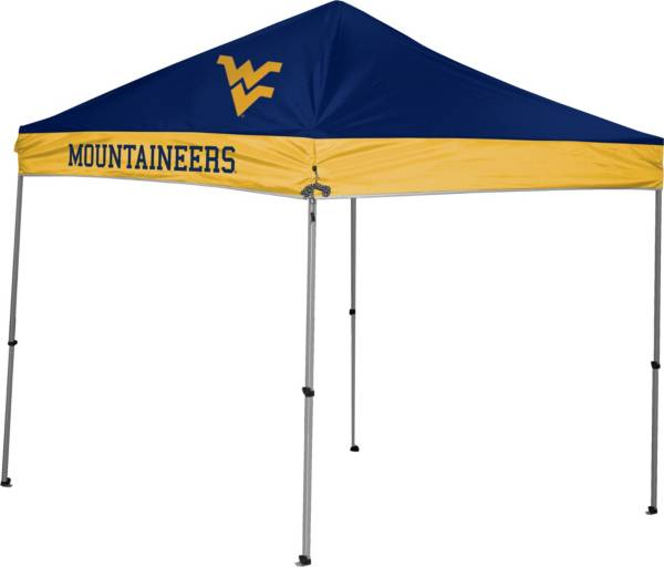 Rawlings West Virginia Mountaineers 9' x 9' Sideline Canopy Tent product image