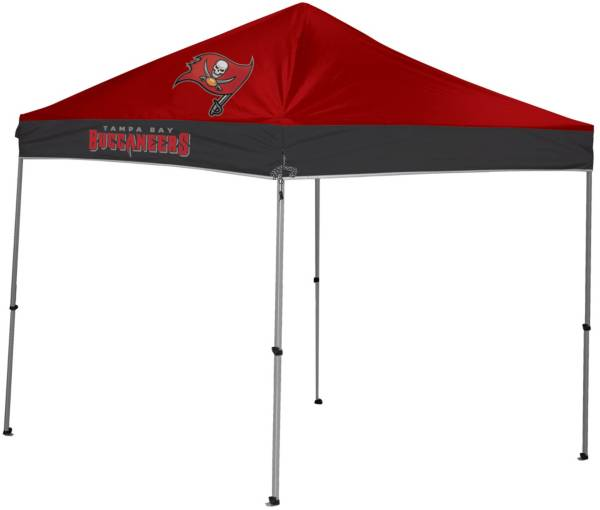 Rawlings Tampa Bay Buccaneers 9' x 9' Sideline Canopy Tent product image