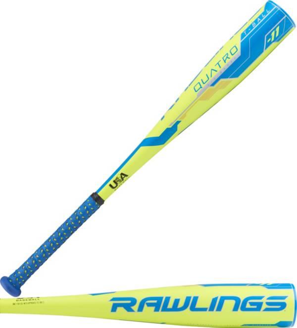 Rawlings Quatro T-Ball Bat 2018 (-11) product image
