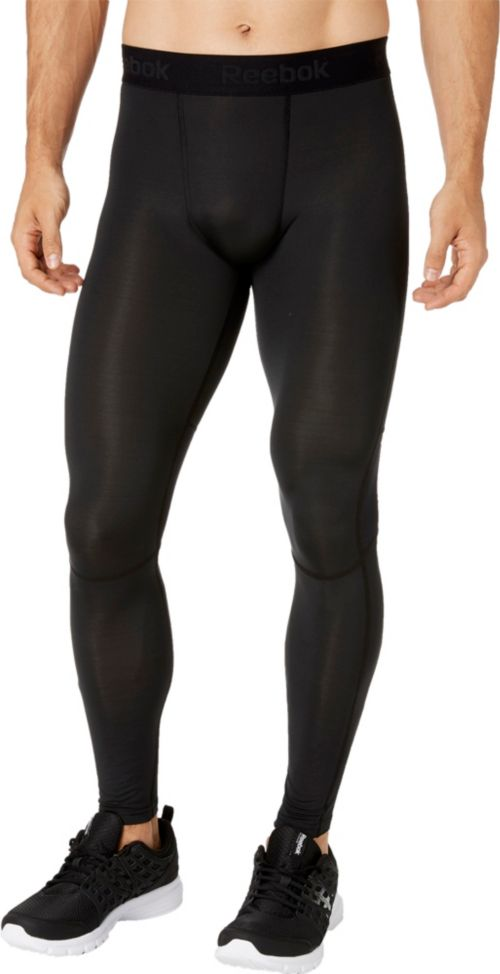 760baf36c4 Reebok Men's Compression Tights | DICK'S Sporting Goods