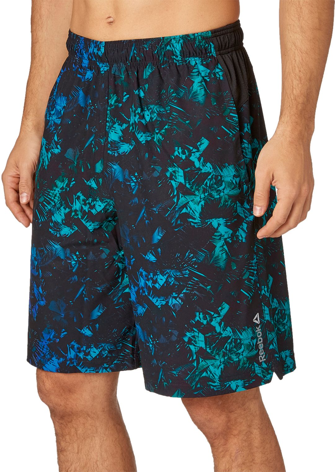 c1691336b8f Reebok Men's Printed Woven Shorts. noImageFound. Previous