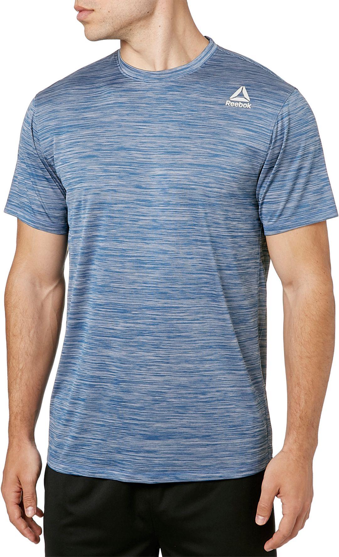 0eec2f6b6 Reebok Men's Spacedye Performance T-Shirt | DICK'S Sporting Goods