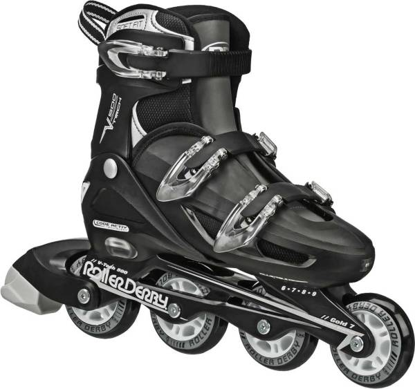 Roller Derby Boys' V-Tech 500 Adjustable Inline Skates product image