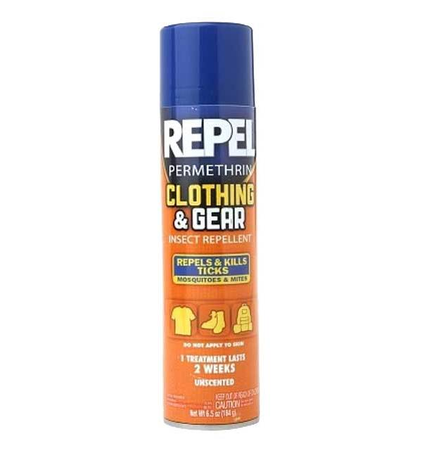 Repel Permethrin Clothing and Gear Insect Repellent 6.5 oz. Spray product image