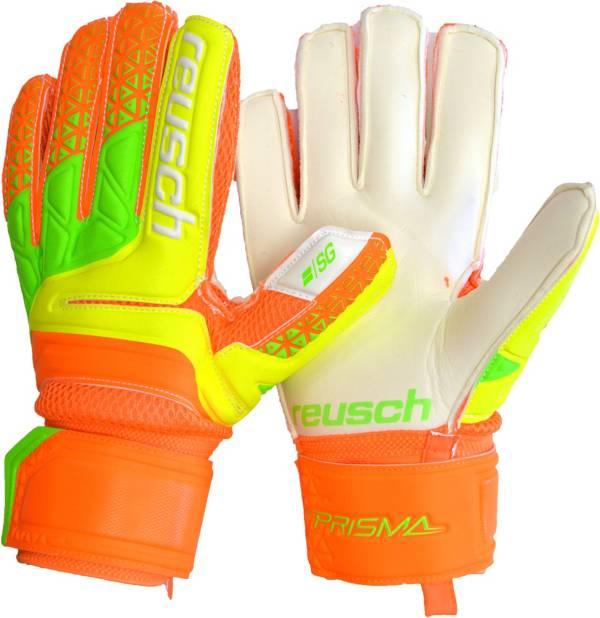 Reusch Adult Prisma SG Finger Support Soccer Goalkeeper Gloves product image