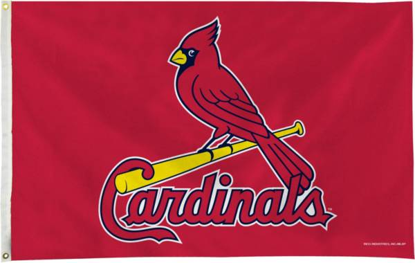 Rico St. Louis Cardinals 3' x 5' Flag product image