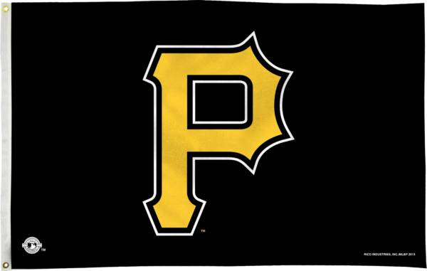 Rico Pittsburgh Pirates 3' x 5' Flag product image
