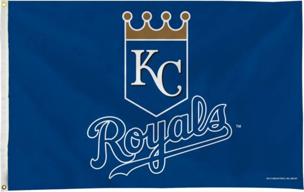 Rico Kansas City Royals 3' x 5' Flag product image