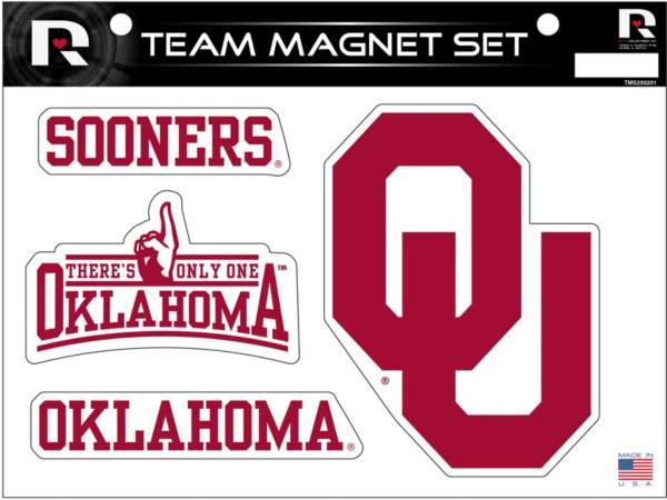 Rico Oklahoma Sooners Magnet Sheet product image