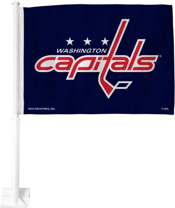 Rico Washington Capitals Car Flag product image