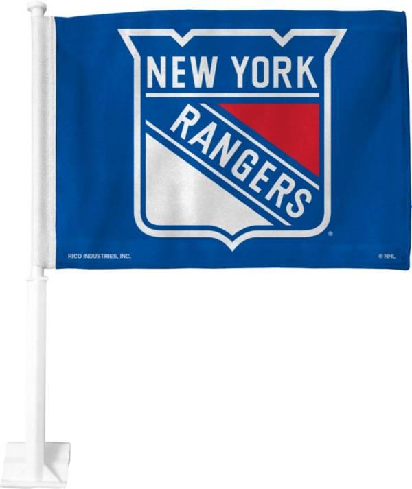 Rico New York Rangers Car Flag product image