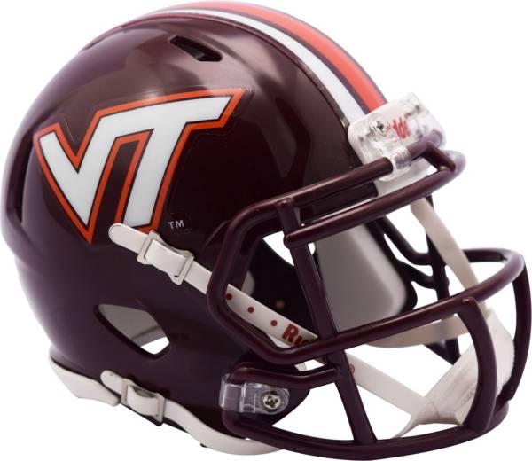 Riddell Virginia Tech Hokies Speed Mini Helmet product image
