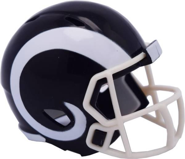 Riddell Los Angeles Rams Speed Pocket Helmet product image