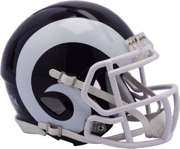 Riddell Los Angeles Rams Speed Mini Helmet product image