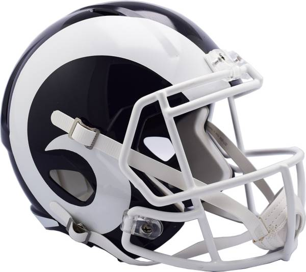 Riddell Los Angeles Rams Speed Authentic Full-Size Helmet product image