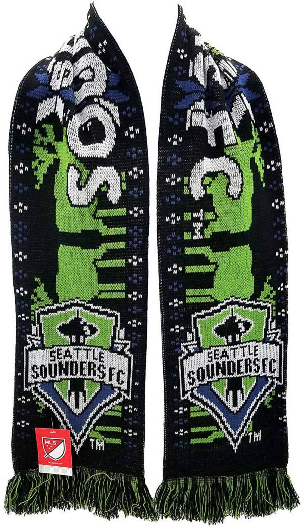 Ruffneck Scarves Seattle Sounders Winter Scarf product image