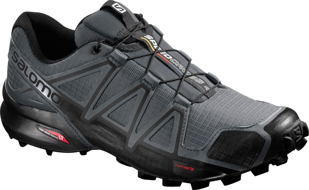 cf8523ce0 Salomon Men's Speedcross 4 Trail Running Shoes | DICK'S Sporting Goods