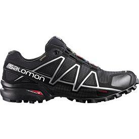 fd76776616 Salomon Men's Speedcross 4 GTX Waterproof Trail Running Shoes ...