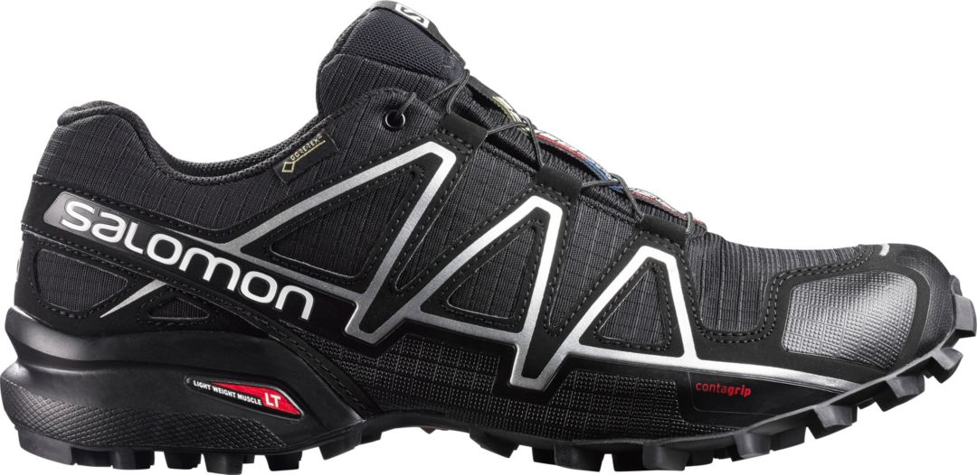 abf10b644c7 Salomon Men's Speedcross 4 GTX Trail Running Shoes | Field & Stream