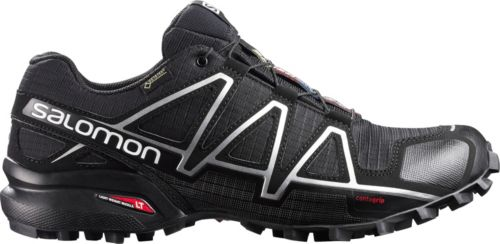 280c6cd4abe7 Salomon Men s Speedcross 4 GTX Trail Running Shoes 1