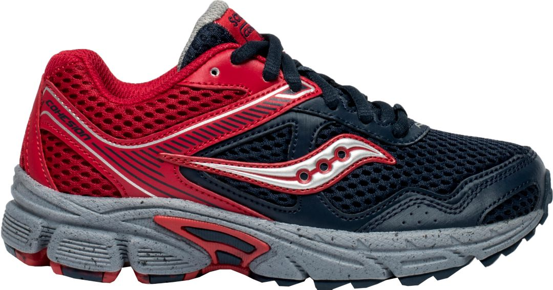 d097b56ea Saucony Kids' Grade School Cohesion 10 Running Shoes. noImageFound. Previous