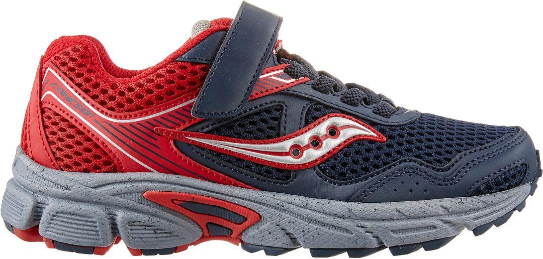 6ebb3e176b Saucony Kids' Preschool Cohesion 10 AC Running Shoes
