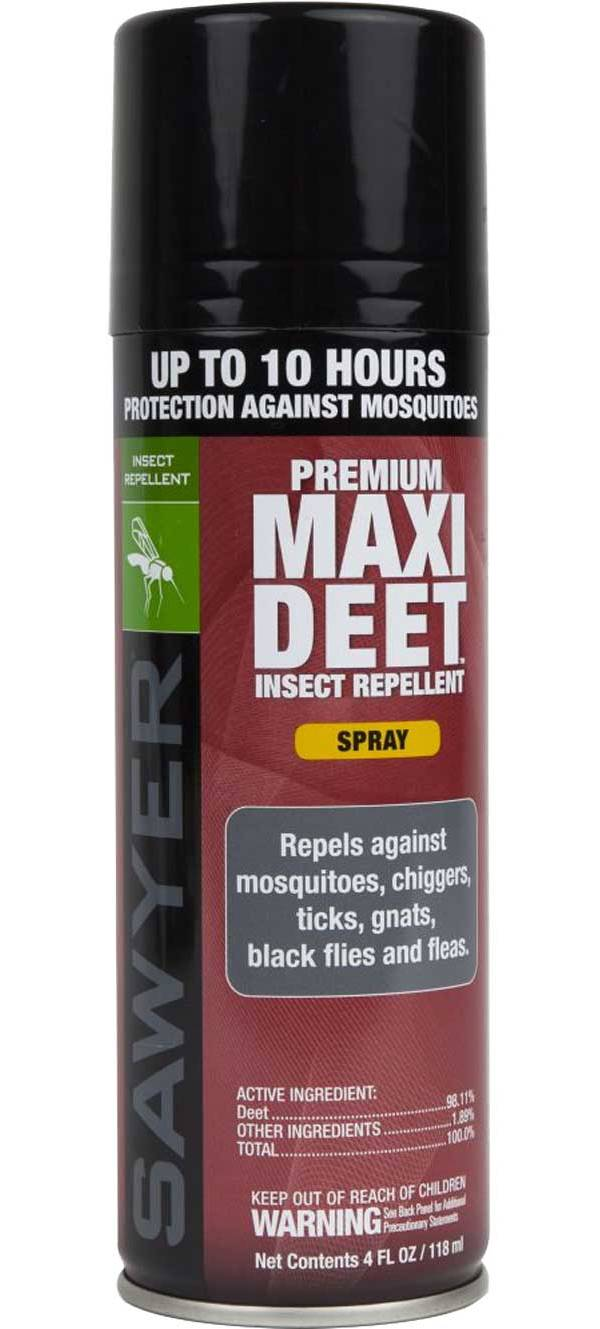 Sawyer Premium MAXI-DEET Insect Repellent 4 oz. Continuous Spray product image