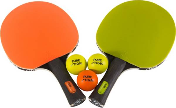 Stiga Pure Color Advance Two Player Racket Set product image