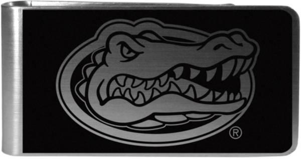 Florida Gators Black and Steel Money Clip product image