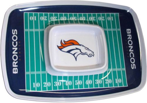 8c38ad843 Denver Broncos Chip and Dip Tray | DICK'S Sporting Goods
