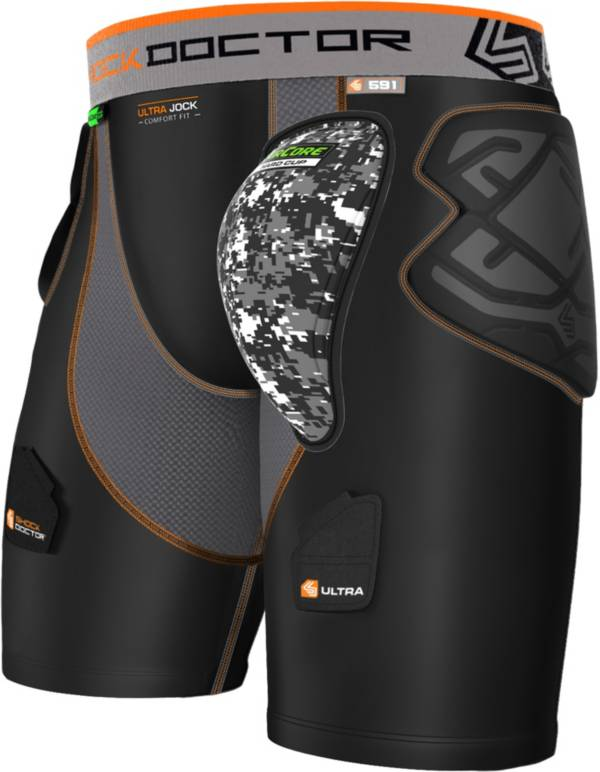 Shock Doctor Senior Ultra ShockSkin Hockey Shorts w/ AirCore Hard Cup product image