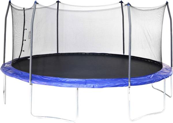 Skywalker Trampolines 17' Oval Trampoline with Safety Enclosure product image