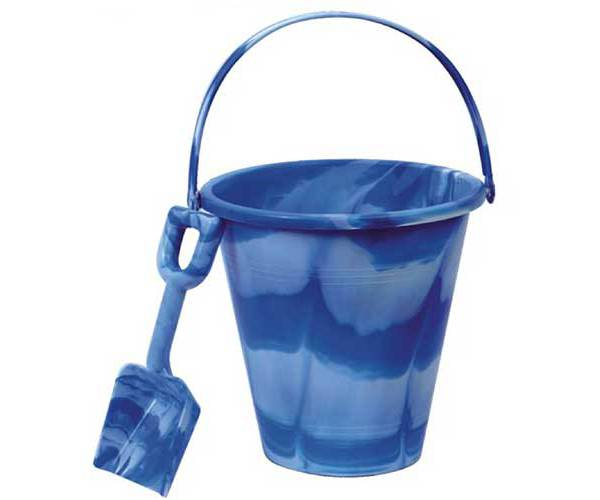 Sola Marble Pail and Shovel product image