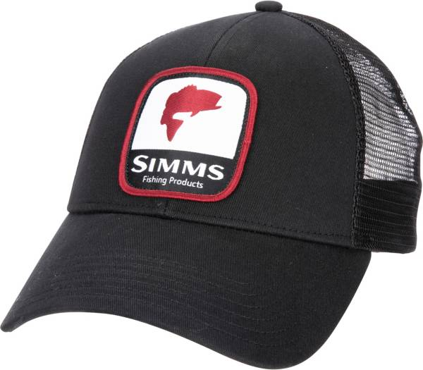 Simms Men's Bass Patch Trucker Hat product image