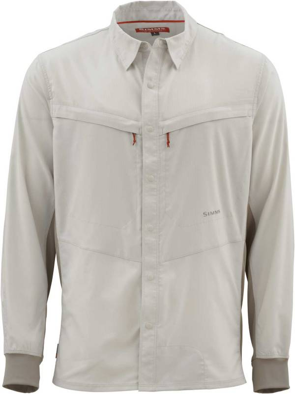 Simms Men's Intruder BiComp Long Sleeve Shirt product image