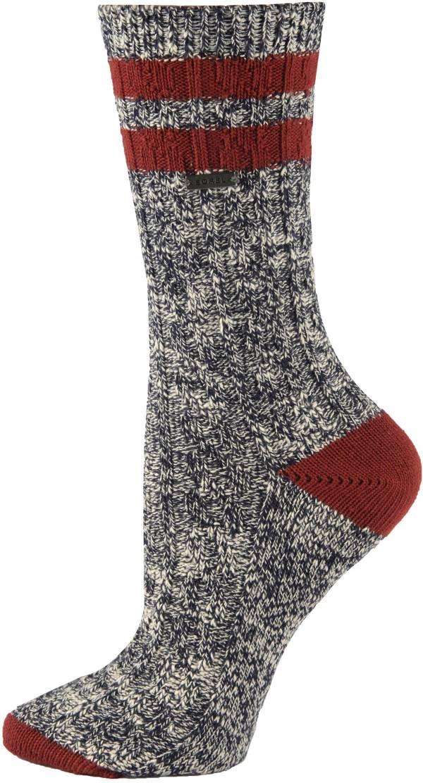 SOREL Women's Varsity Stripe Cotton Crew Socks product image