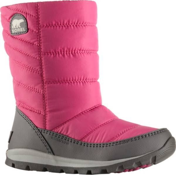 SOREL Kids' Whitney Mid 200g Waterproof Winter Boots product image