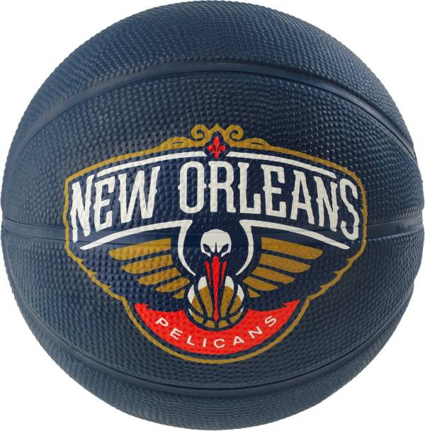 Spalding New Orleans Pelicans Mini Basketball product image